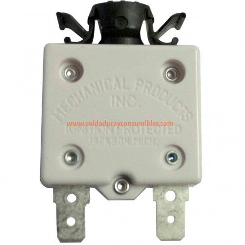 Miller 183492 Supplementary Protector Manual Reset 10AMP