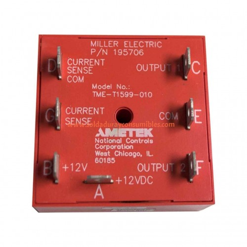 Miller Module Pull to Idle Two output 7 Pin 195706
