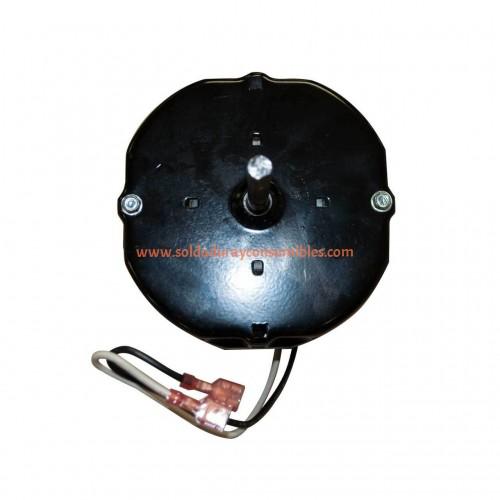 Miller Motor fan 230V 50/60HZ 1550 RPM .312 DIA Shaft 220393