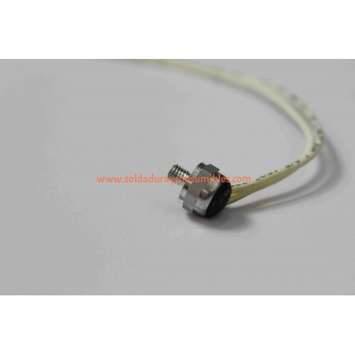 Miller Thermostat NC open 140C close 110C snap action 230471