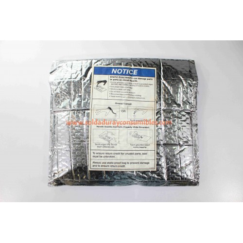 Miller 249920 circuit card assembly intrcnctng secondary 60A