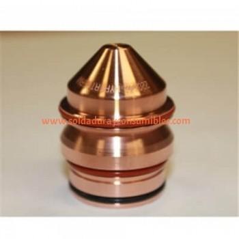 Boquilla Hypertherm 130A Bevel 220646 para antorchas de plasma HPR400XD