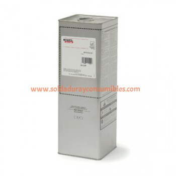 """Lincoln Electric Fleetweld 5P E6010 5/32""""X14"""" Lata 3060173"""