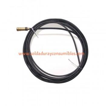 14501113 Conduit Liner 500-650A 052-1/16 15Ft Tweco 45-116-15