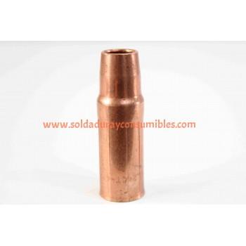 12601667 Nozzle 5/8 Eliminator, Tip Flush Tweco El24Ct-62F