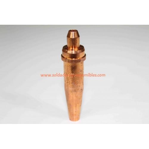 Acetileno Standard 6 Tipo Victor 6-1-101