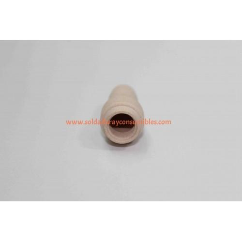 1/4 Alumina Nozzle Tipo Weldcraft 13N14