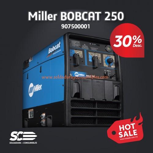 Generador para soldar Miller Bobcat 250 907500001