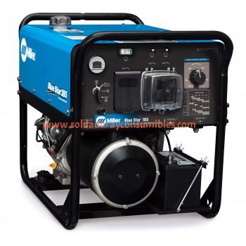 Blue Star 185 Miller generador de soldador 907664
