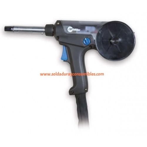Antorcha Miller Spoolmate 200 MIG Spoolgun 300497-cliente especial